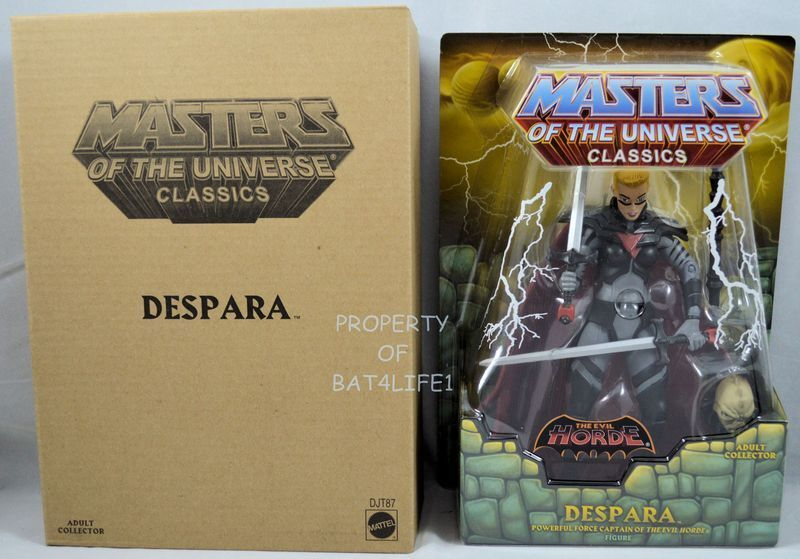 Masters of the Universe Classics DESPARA   MOC   NEW    FREE S/H