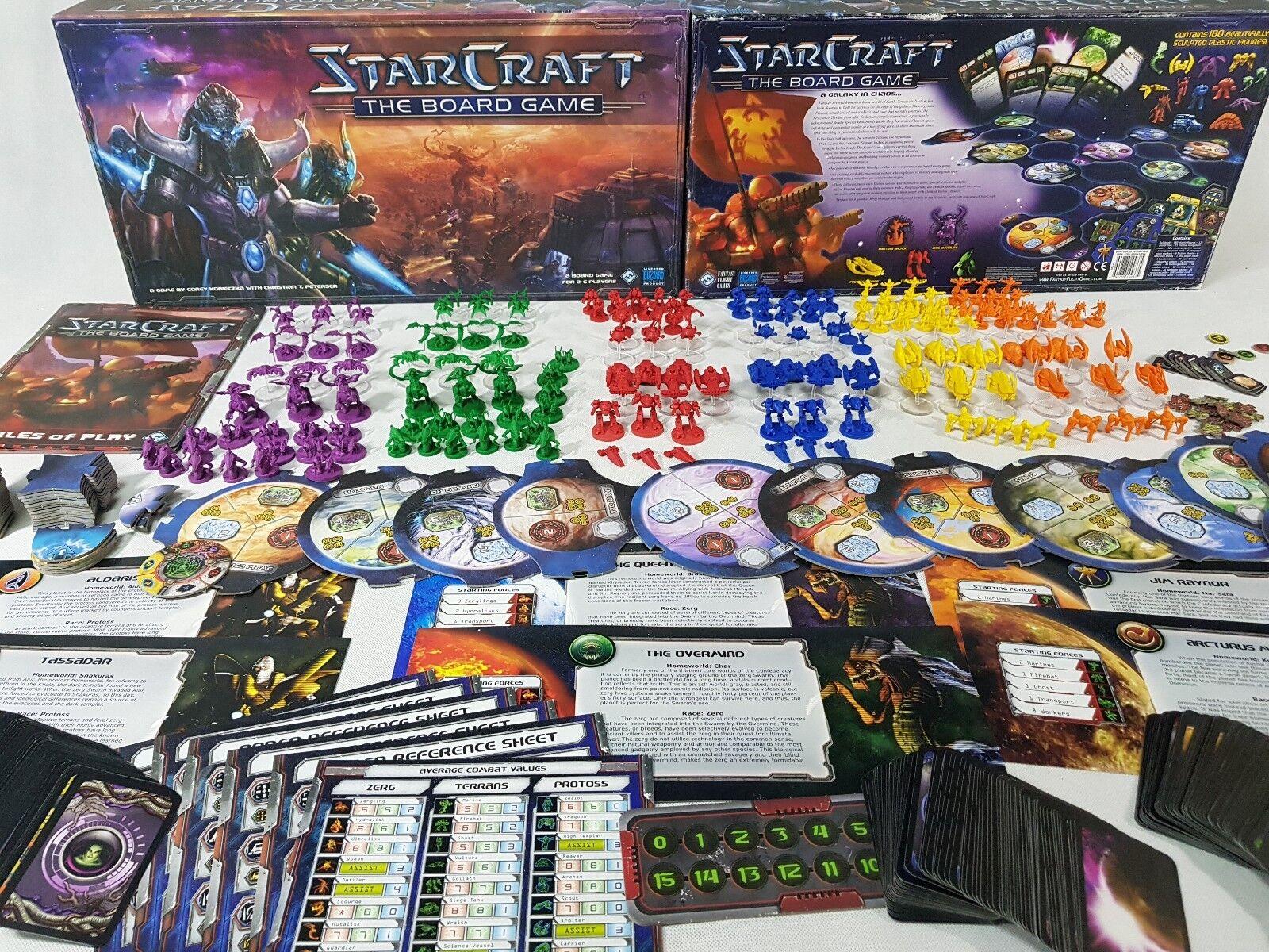 Estrellacraft-Il Gioco da  tavolo - 100% completo FUORI CATALOGO RARO [ENG, 2007]  marchio in liquidazione