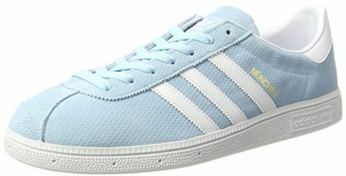Adidas ORIGINALS Muenchen Icey bluee Mens Trainers   Size 13 UK   NEW