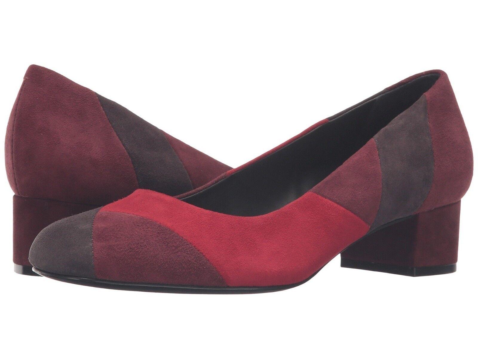 Bernardo Women's Roxanne Suede Heels Pumps Retail  168 size 8.5