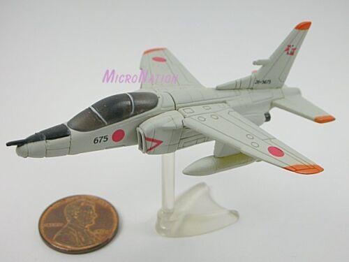 #33s Furuta War Planes Kawasaki T-4 Miniature Model