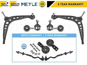 Pour-bmw-Z3-E36-meyle-hd-avant-wishbone-bras-bushes-liens-steering-track-rod-ends