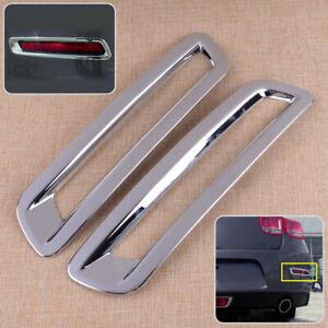 Fit-For-Chevrolet-Malibu-2013-2014-15-Car-Chrome-Rear-Fog-Light-Lamp-Cover-Trim