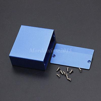 DIY PCB Instrument Aluminum Box 50*58*24mm Enclosure Case Project electronic