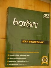 3 Barbri Law Books 2008