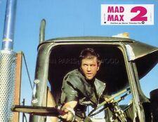MEL GIBSON MAD MAX 2 1981 VINTAGE LOBBY CARD #8