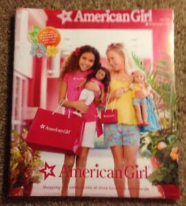 American Girl Isabelle Catalog 2014
