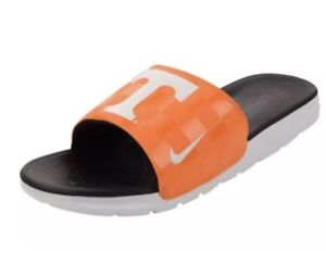 d5b21d79f292e Image is loading Youth-Nike-Tennessee-Volunteers-Benassi-Solarsoft-Slide- Sandals-