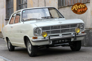 Opel-Kadett-B-Erstbesitz-Oldtimer-seit-5-Jahren-abgemeldet