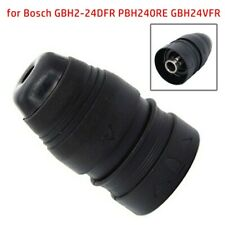 Drill Chuck For Bosch Gbh2 24dfr Pbh240re Gbh24vfr Replaces Sds Plus Metal Black