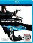 TRANSPORTER 3 US Region a Blu-ray Jason Statham