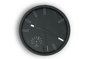Wanduhr Design Modern ~ Konsimo tempo wanduhr uhr wand modern rund deko design kunststoff