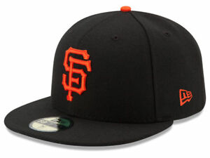 pretty nice 75cd7 430c5 Image is loading New-Era-San-Francisco-SF-Giants-GAME-59Fifty-