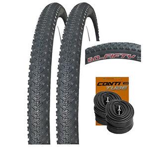 2 x Kenda MTB Reifen Fahrradreifen 26 Zoll 26x2.10 2 x Schlauch Mountainbike