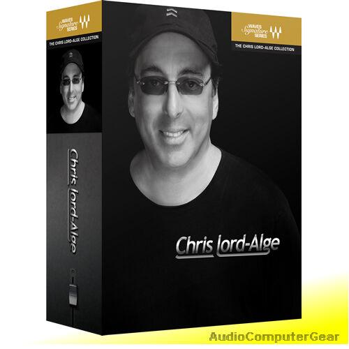 Waves Cla Chris Lord-Alge Signature Series Plug-In Set Neu