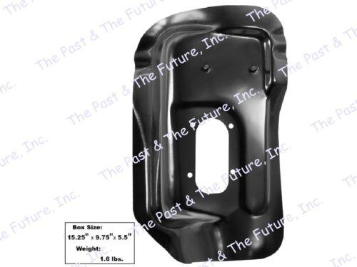 62 63 64 65 66 67 Chevy Nova Floor Pan Shifter Tunnel Plates Trans NOFL6267-3