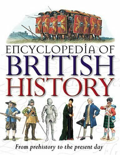 1 of 1 - Encyclopedia of British History,Philip Steele