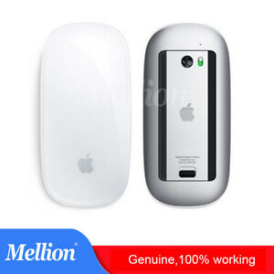 Apple-Magic-Mouse-1-Bluetooth-A1296-Silver-in-Box-Brand-New-Wireless-Mouse