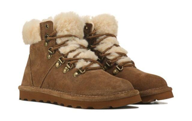BEARPAW Lea Women's Boot Hickory 7 for