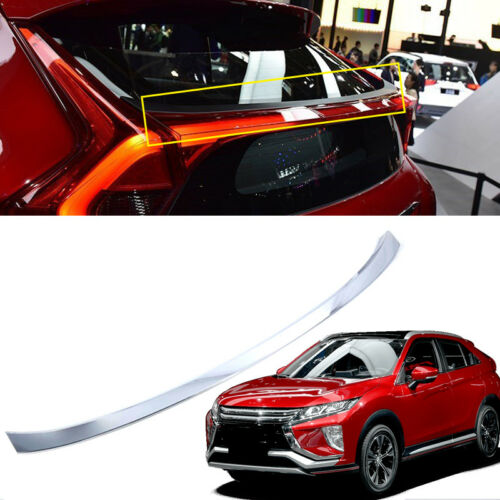 For Mitsubishi Eclipse Cross 2018 2019 Car Rear Spoilers Rear Trunk Wing Trim
