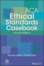 Diagnostic and statistical manual of mental disorders dsm 5 by aca ethical standards casebook by barbara herlihy and gerald corey 2014 paperback fandeluxe Images
