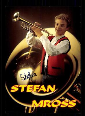 Musik LiebenswüRdig Stefan Mross Autogrammkarte Original Signiert ## Bc 132566 Attraktiv Und Langlebig