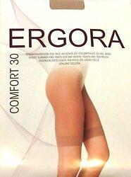 ERGORA Sommer-Kurzhose Schenkelschoner Feinstrumpf Radlerhose Legging bis Gr. 62