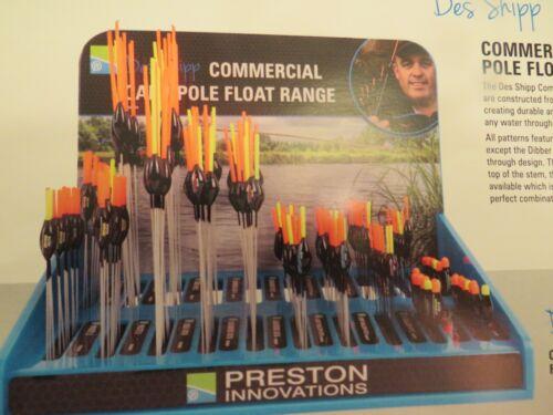 Des Shipp Commercial  pole floats preston innovations polefloats PASTE//EDGE x5
