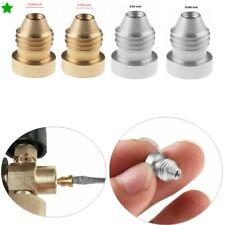 2Pcs 1.1mm Foam Cannon Orifice Nozzle For Snow Foam Lance Spray Wide Nick Bottle