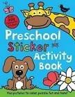 Preschool Color and Activity Book by Roger Priddy (Paperback / softback, 2011)