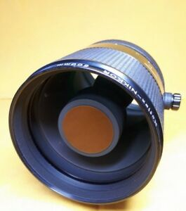 NIKON-Reflex-Nikkor-500mm-F8-Camera-MF-Mirror-Lens-USED