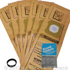 6 Kirby Micron Magic Vacuum Cleaner Bags Belt Scent Tabs G3 G4 G5 G6 G7 Sentria