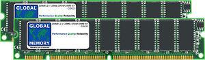 256mb-2x128mb-Dram-Dimm-Set-Cisco-12000-Router-Grp-Linie-Karte-Mem-Grp-Lc-256