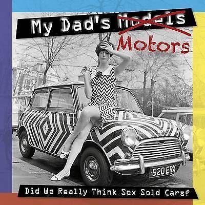 My Dad's Motors, Adam Powley, New Book
