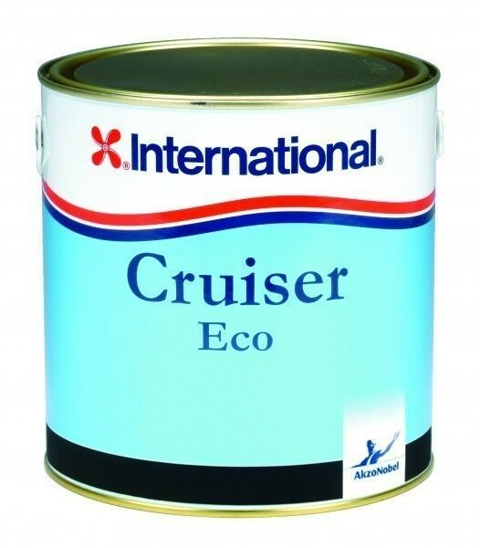 (  1l) International Antifouling Cruiser Eco 2,5 Liter   4 Farbtöne