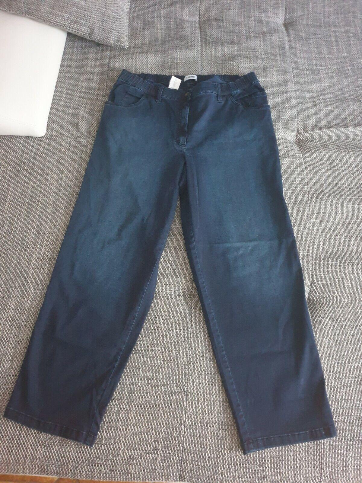 KJ BRAND - Jeans BABSIE - Super Stretch -blau - Größe 46 Damen