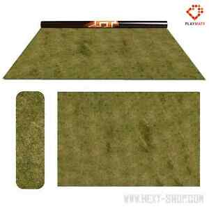 Grass 3 Desert Double Sided 72 X 48 Mat For Battle