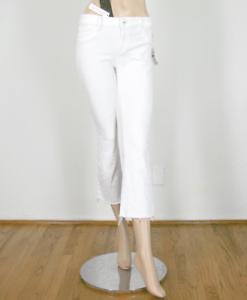 Dl1961 Lara Grezzo 26 Jeans Corto Porcellana Svasati Bm14 Bordo 9865 Bianco ppOwdrq