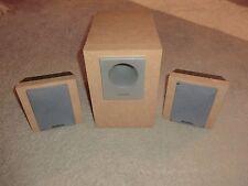 Pioneer S-L7-W Subwoofer und S-L7-LR Lautsprecher  /Boxen 2.1, 2J. Garantie
