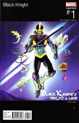 Black Knight #1 Hip Hop Variant NM New Unread