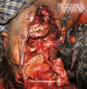 PISSGRAVE-034-POSTHUMOUS-HUMILIATION-034-LP-DEATH-METAL-DARK-VIOLENT-PERVERTED-IMPORT