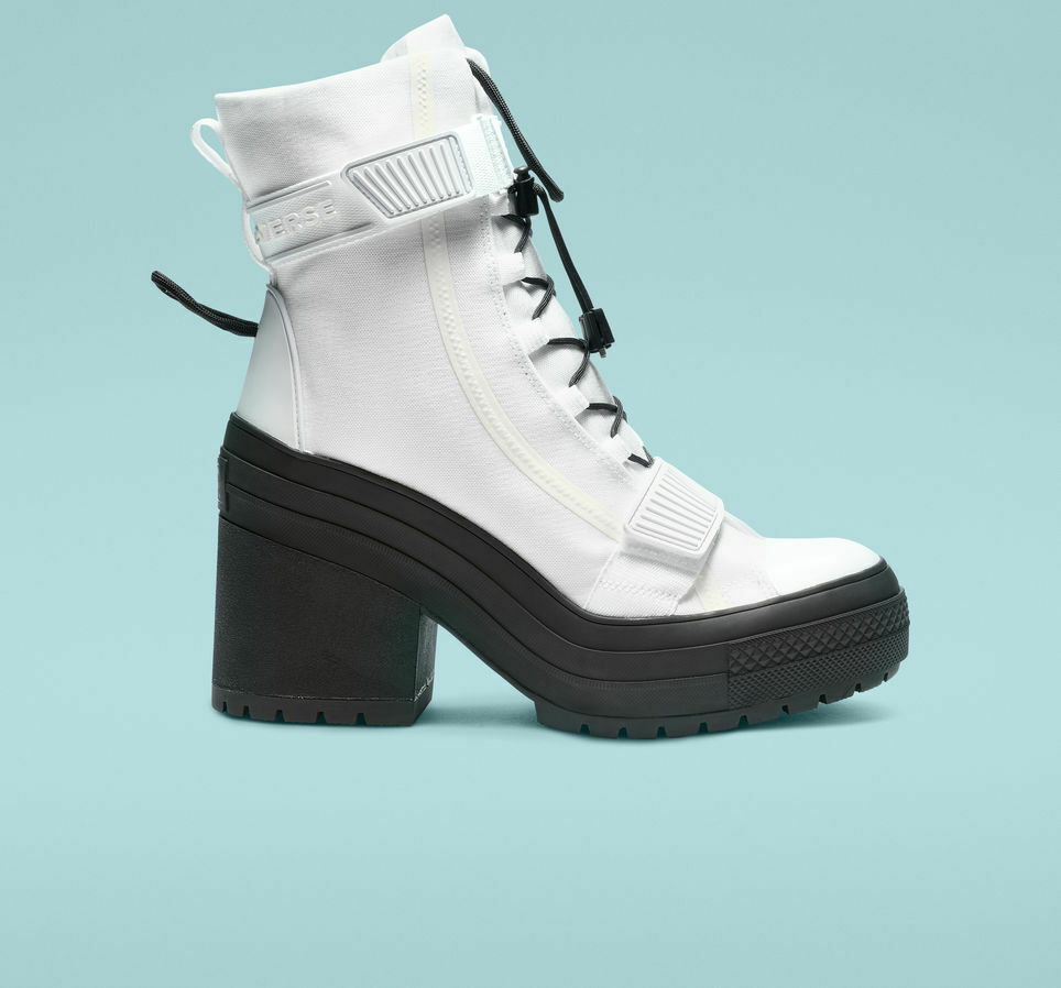 NIBConverse Chuck Taylor ALl Star GR82 Platform Boots SneakersWhite6-11