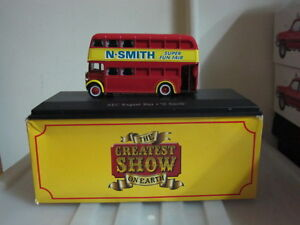 Details about AEC regent funfair mobile home bus model atlas 1/76 free on atlas real estate, 1930s homes, atlas rv supply,