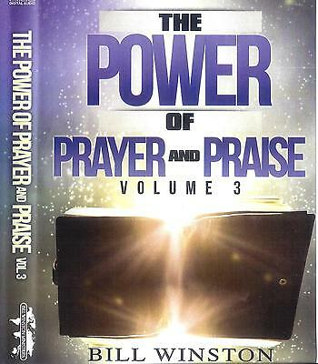 Power of Prayer and Praise - Get Results Volume 3 - Bill Winston - 4 DVDs
