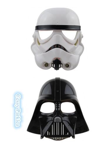 DARTH VADER /& STORM TROOPER MASK Star Wars Halloween Costume Accessories
