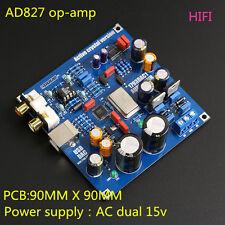 HIFI PCM2706 + PCM1793 + AD827 USB DAC Sound card Kit For Audio HIFI DIY