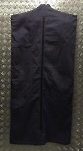 Details About Genuine British Military Ceremonial Uniform Wardrobe Uniform Bag Suit Carrier