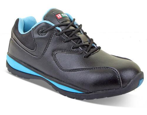 Anti Safety B Cf862 Microfibra Footwear Donne click Scivolo Scarpe Suola xFwq7wSCX