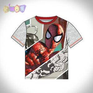 6728-Camiseta-SPIDERMAN-manga-corta