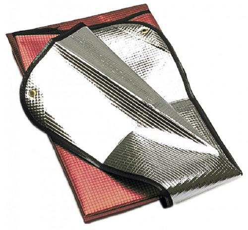 Sauvetage plafond notplane zeltunterlage version stable